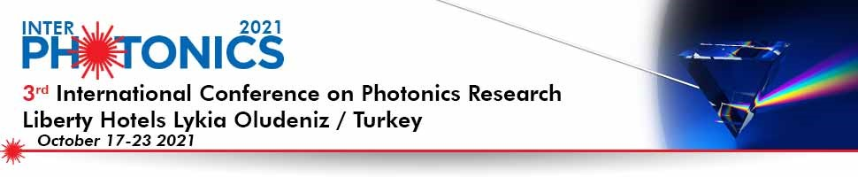 3rd International Conference on Photonics Research